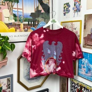 Dave Matthews Band Cropped T-Shirt